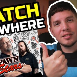 How to Watch Pawn Stars on Netflix from Anywhere 🔥 Even Outside USA!