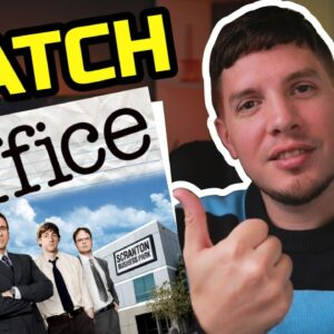 How to Watch The Office on Netflix from Anywhere 🔥 Even Outside USA!