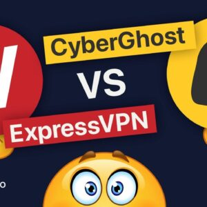 ExpressVPN vs CyberGhost 2020: Ultimate comparison - Which one wins?