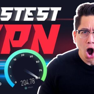 Fastest VPN in 2020 | TOP 5 VPNs comparison + SPEED TESTS