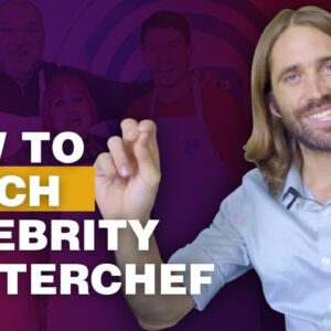 How to Watch Celebrity MasterChef from Anywhere