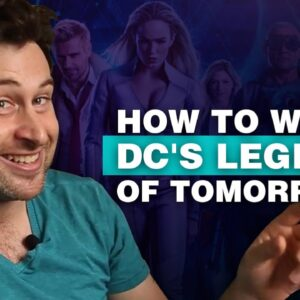 How to Watch DC's Legends of Tomorrow from Anywhere