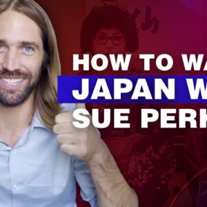 How to Watch Japan with Sue Perkins from Anywhere