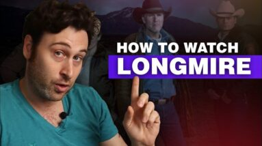 How to Watch Longmire from Anywhere