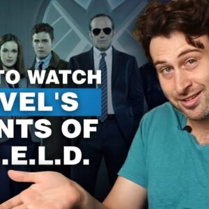How to Watch Marvel's Agents of SHIELD from Anywhere