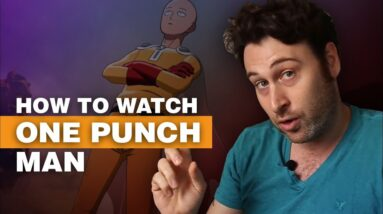 How to Watch One Punch Man from Anywhere