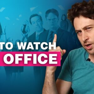 How to Watch The Office from Anywhere