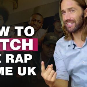 How to Watch The Rap Game UK from Anywhere