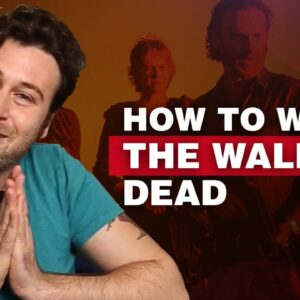 How to Watch The Walking Dead from Anywhere