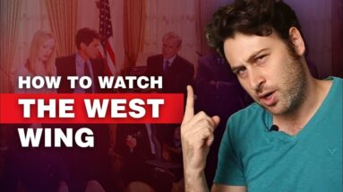 How to Watch The West Wing from Anywhere