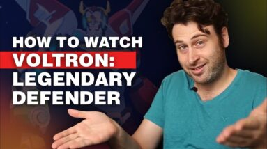 How to Watch Voltron: Legendary Defender from Anywhere