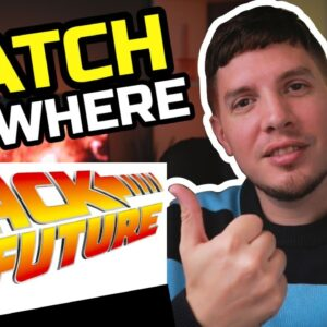 How to Watch Back to The Future on Netflix from Anywhere 🔥 Even Outside USA!