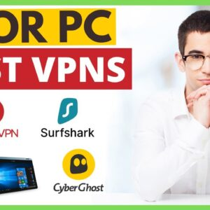Best VPN for PC Windows 2020 | Review on Express VPN Vs Surfshark vs CyberGhost