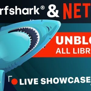 Surfshark for Netflix review: BEST VPN for streaming? LIVE TEST