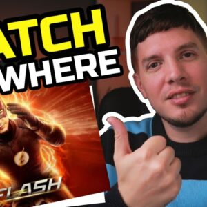How to Watch The Flash on Netflix from Anywhere 🔥 Even Outside USA!
