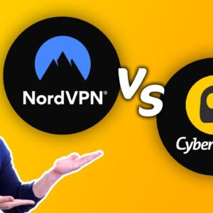 NordVPN vs CyberGhost: Check out the winner in most categories