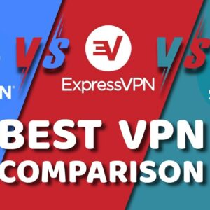 NordVPN vs ExpressVPN vs Surfshark: Find out the BEST VPN right now