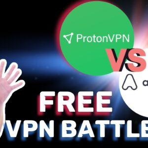 ProtonVPN vs Atlas VPN | the ultimate free VPN battle