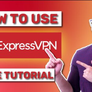 How to use ExpressVPN | LIVE tutorial how to use VPN on a daily basis
