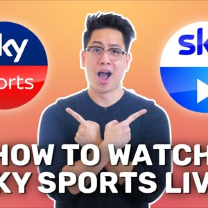 How to watch Sky Sports | Access Sky Sports from anywhere in the world