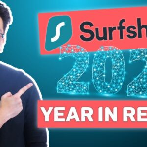 Surfshark Year in Review 2020: