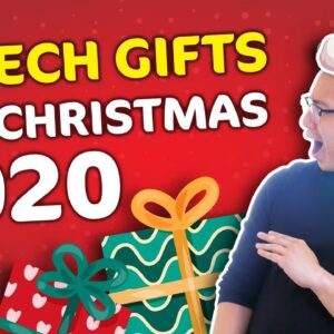 Christmas Tech Gifts 2020 | 12 Gift ideas for tech lovers