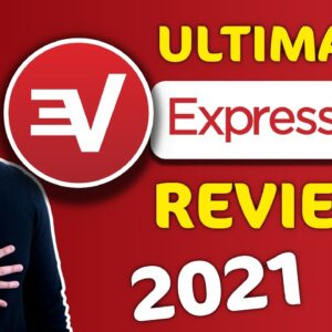ExpressVPN review 🔥 Which VPNs can beat it in 2021??
