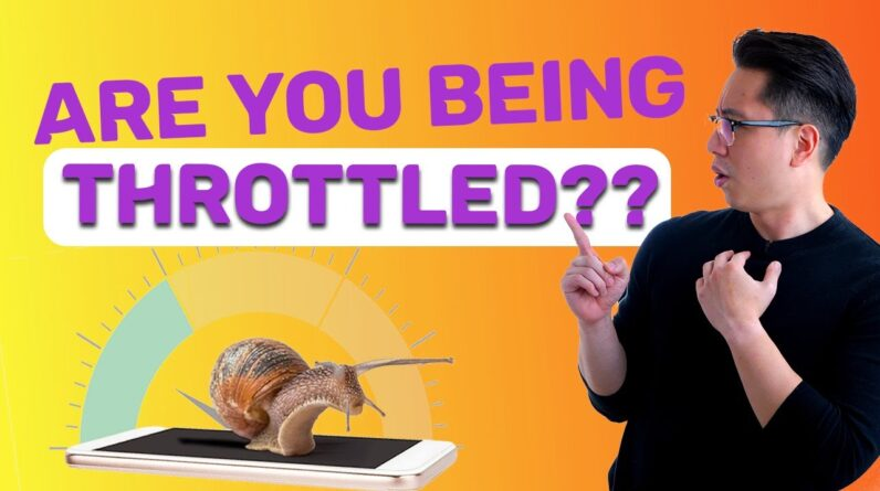 Am I being throttled?? Find out 🔥 Learn how to STOP ISP throttling
