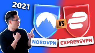 NordVPN vs ExpressVPN 2021 review | Best VPN title goes to...💥