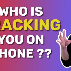 9 SIGNS showing someone is tracking your phone 🔥 Learn how to STOP IT