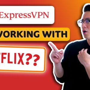 ExpressVPN not working with Netflix?! 💥 5 SIMPLE steps | Fix Netflix proxy error