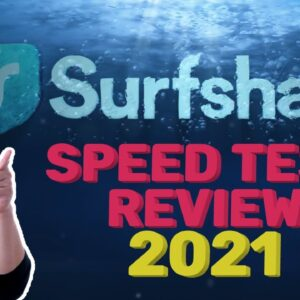 First 100% accurate Surfshark VPN speed test review 🔥 Tested with 2 speed tools