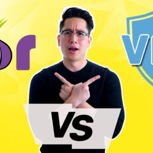 Tor vs VPN | 2 tools - 1 purpose? Are you sure??