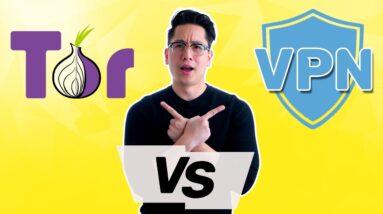 Tor vs VPN | 2 tools - 1 purpose? Are you sure??