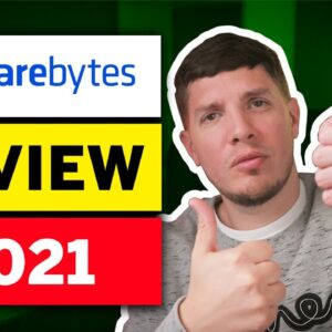 ✅ Malware Bytes Review - Pro's, Con's And My Overall Recommendation for 2021