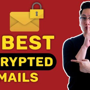 5 Best encrypted email services for 2021 | Are you using a secure email??