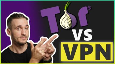 Tor vs VPN ❓ Better Security and Privacy, Full Anonymity Online ❗💯