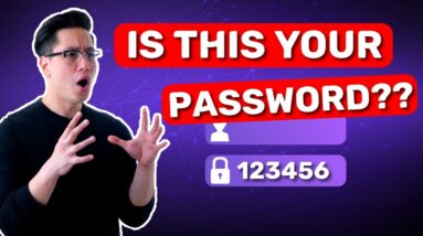 Is this your password?? Top 25 WORST passwords you should never use