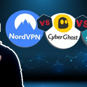 NordVPN vs Surfshark VPN vs CyberGhost | 2021 VPN comparison
