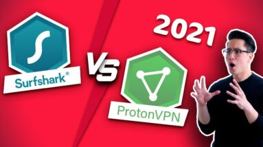 Surfshark VPN vs ProtonVPN 2021 | Major differences revealed