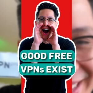 3 Best FREE VPNs for YOU!🔥#Shorts