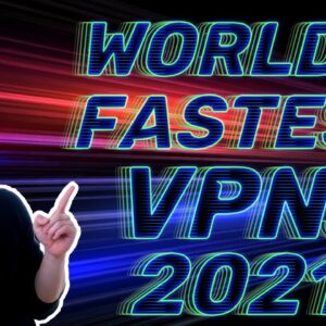 Fastest VPN 2021 | TOP 6 fast VPNs + LIVE speed tests with WireGuard