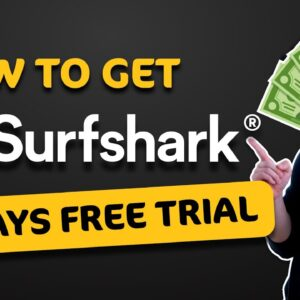 How to get Surfshark FREE TRIAL for 7 days | Full explanation