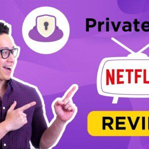 PrivateVPN Netflix review 2021 | Can it unblock Netflix? LIVE TEST