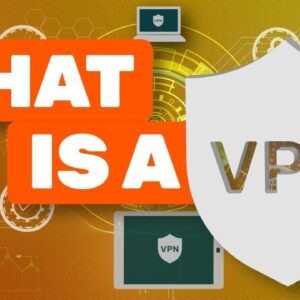 What is Virtual Private Network (VPN) EXPLAINED in 3 min