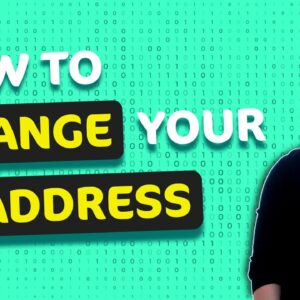 How to change your IP address on ANY device to ANY location