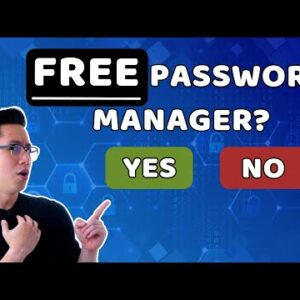 Free password manager: Can you trust it? Top 5 FREE password managers