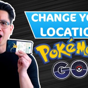 How to change pokemon go location in 2021 | IT WORKS