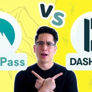 NordPass vs Dashlane | Fight for the best password manager 2021 title