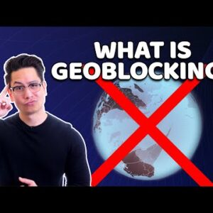 What is geoblocking and how to bypass it | ONLY solution you need